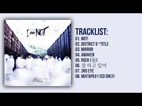 [Full Album] Stray Kids (스트레이 키즈) - I am NOT