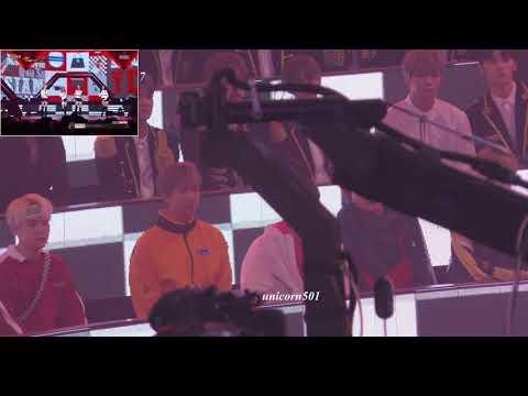 171231 BTS reaction to mamamoo  MBC2017