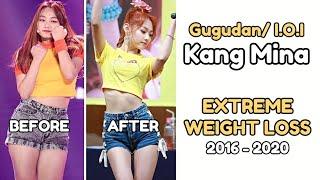 Produce IOI/ Gugudan - Mina Extreme Weight Loss 2016 - 2020