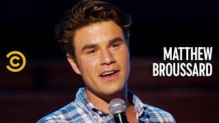 The Reason We Use Sexual Slang - Matthew Broussard