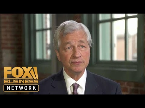 JPMorgan Chase CEO not seeing a recession coming