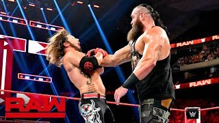AJ Styles vs. Braun Strowman – United States Championship Match: Raw, Aug. 19, 2019