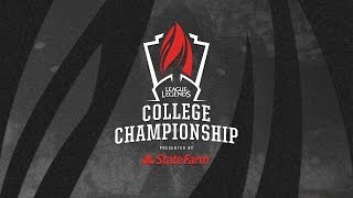 CC vs UCI | Quarterfinals Game 1 | 2019 College Championship |Columbia College vs. UC Irvine
