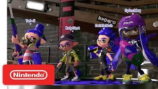 2017 Splatoon 2 World Inkling Invitational - Round Robin - Part 1 - Nintendo E3 2017