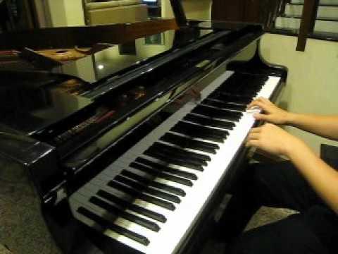鍾嘉欣 - 最幸福的事 【護花危情】(Piano)