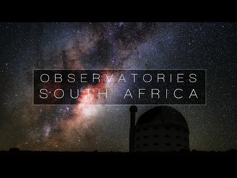 Observatories | South Africa