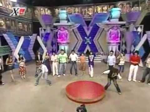 TVXQ[DBSK]- Yuchun Junsu dance battle (x-man 2005) [JYJ]