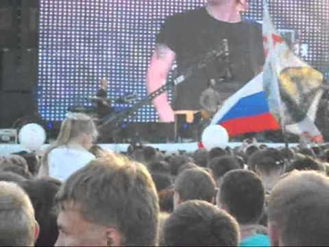 ДДТ - Мёртвый город. Рождество. (Киров 12.06.2012.)