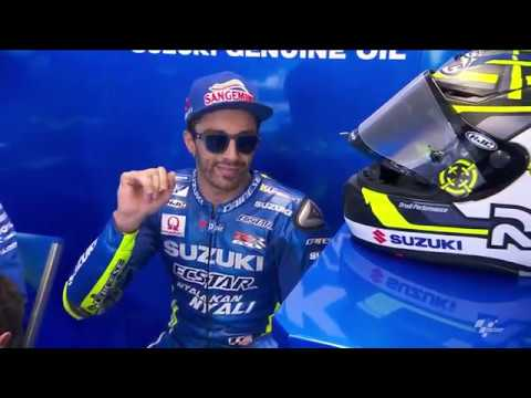 Suzuki in action: 2018 Michelin® Australian Motorcycle Grand Prix