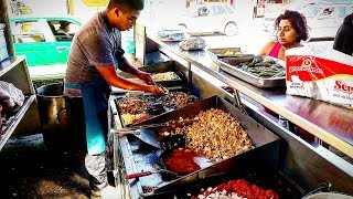 DELICIOUS!! $.26 Cent TACOS!! - MEXICAN STREET FOOD - CHEAPEST Street Food EVER!! – So INCREDIBLE!!!