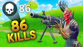 86 KILL IN 5 SECONDS WORLD RECORD!!! | Fortnite Funny and Best Moments Ep.138 Fortnite Battle Royale