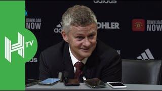 Ole Solskjaer: Harry Maguire is a proper United defender