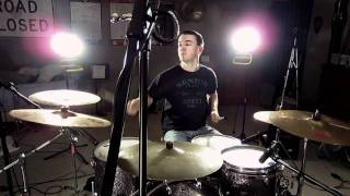 Silverstein - Smile in Your Sleep (Drum Cover)