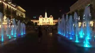 Phố đi bộ Nguyễn Huệ về đêm | Sài Gòn | Quận 1 Tp Hồ Chí Minh | Nguyen Hue Pedestrian |  ZaiTri
