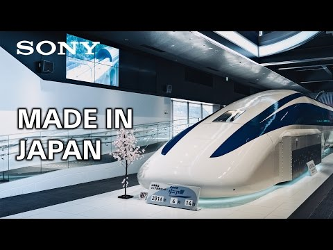 Made in Japan: the engineering excellence of Sony - #Sony70