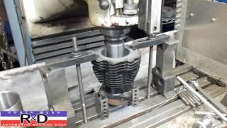 Harley-Davidson Cylinder Resleeve