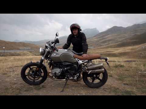 Motosx1000: Presentación BMW R Nine-T Scrambler