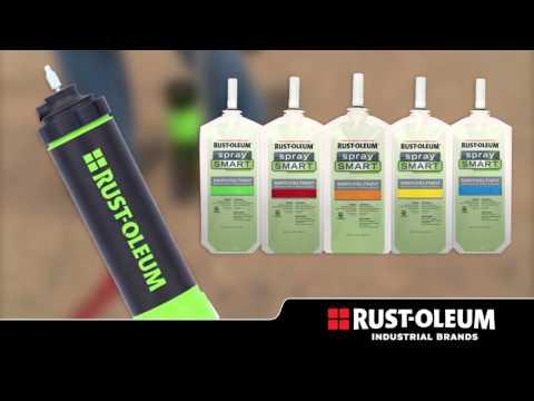 Rust-Oleum SpraySmart Marking Paint System