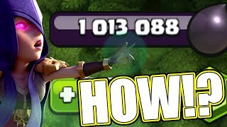 We Have To Spend 1 Million Dark Elixir NOW!! - Clash Of Clans