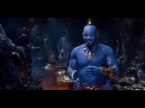 Alladdin - Teaser trailer 2 español (HD)