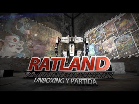 Yo Tenía Un Juego De Mesa TV #05 - RatLand, la conquista de la cloaca