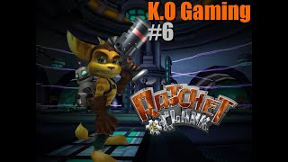 [FR Let's play] Ratchet & Clank - Episode 6 - Guerre entre exterminateurs et monstres