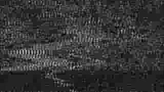 Stock footage of static and channel-changing and stuff