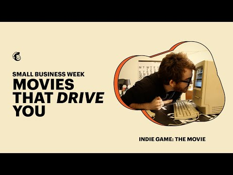 Indie Game: The Movie   Small Business Week 2021   Mailchimp Presents