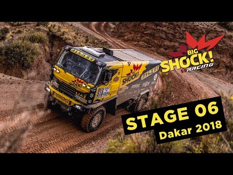 Etapa 06, 08, 10: DAKAR 2018 - BIG SHOCK RACING