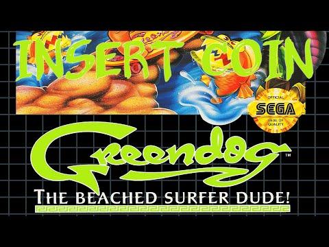 Greendog: The Beached Surfer Dude! (1992) - Mega Drive - Partida Completa