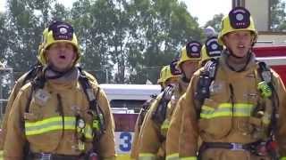 Ventura County Fire Department Firefighter Graduation