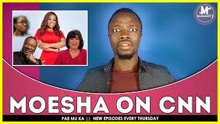 PAE MU KA Episode 1 (PART 2) - The Moesha Interview Closer look