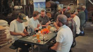 Fly Tying at Left Field Brewery