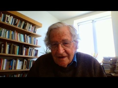 Noam Chomsky: The Singularity is Science Fiction!
