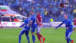 ЦСКА - Левски 1:0 /репортаж/