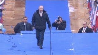 Putin 'không có đối thủ' trong cuộc đua