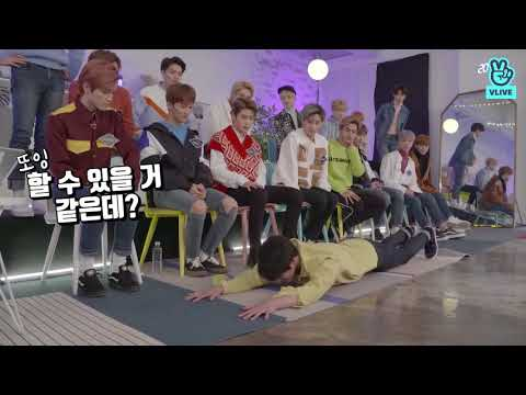 [NCT]NCT showing their talents : highlight