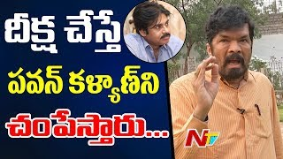 Posani cautions Pawan Kalyan against fast; Face-to-Face..