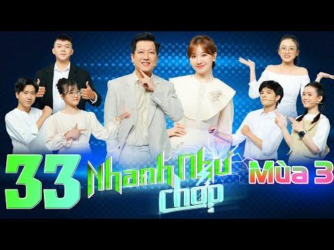 Nhanh Như Chớp 3 | Tập 33: Hari tròn mắt với màn bắn tiếng Hàn của nữ sinh viên trường Hoa Sen