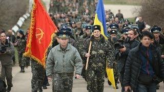 Lính Ukraine đòi lại căn cứ không quân