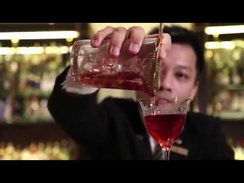 Best Bartender cocktails at Artesian by Joe Chan
