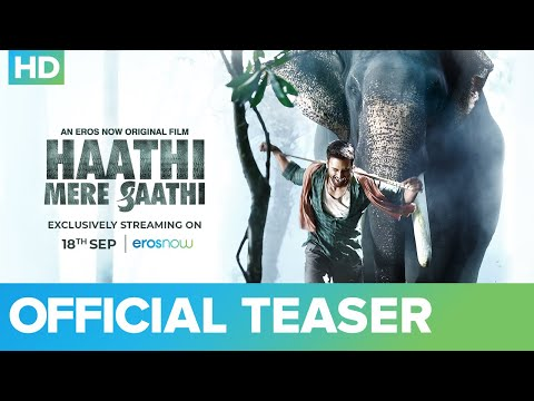 Haathi Mere Saathi Official Teaser | Rana Daggubati | Prabu Solomon | Pulkit Samrat | Shriya | Zoya