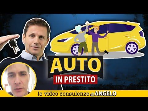 AUTO IN PRESTITO: cosa c'è da sapere   Avv. Angelo Greco