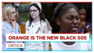 Orange is The New Black - 5ª temporada   CRÍTICA