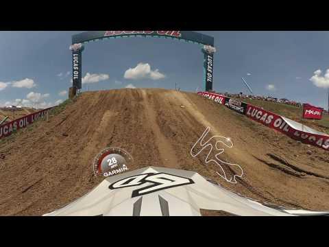Garmin VIRB 360: High Point 1st Moto with Pro Jeremy Martin