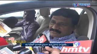 ExTv-Ganta reacts over seized properties by Indian Bank..