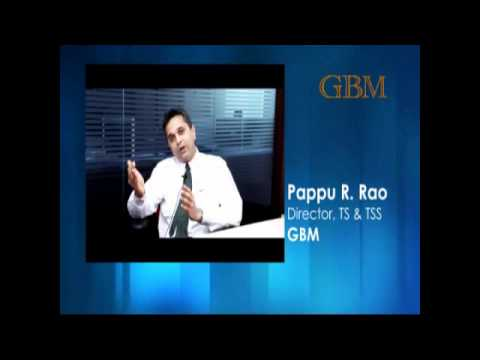 Listen to Pappu R. Rao on GBM-Sanovi Partnership