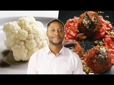Cauliflower Hater Vs. Chef