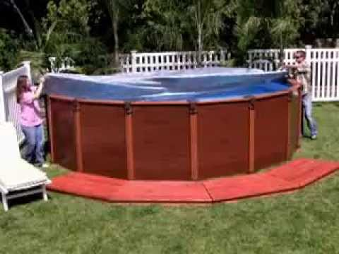 Intex Wood Grain Frame Pools Philippines Youtube