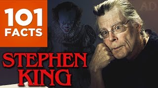 101 Facts About Stephen King